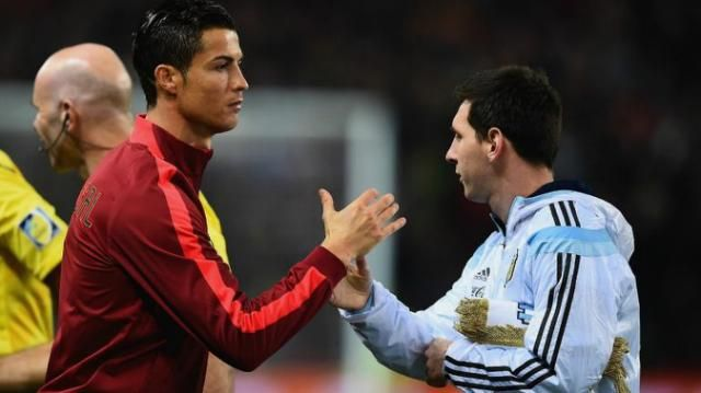 Pele gives his two cents on the Lionel Messi vs. Cristiano Ronaldo debate