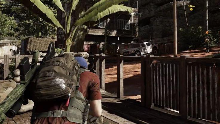 Tom Clancy's Ghost Recon: Wildlands - Single Player Official Walkthrough