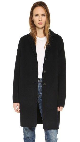 ACNE STUDIOS Elsa Double Coat. #acnestudios #cloth #coat