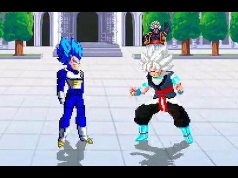 Goku Vs Vegeta - The Battle Never Ends - Part 26
