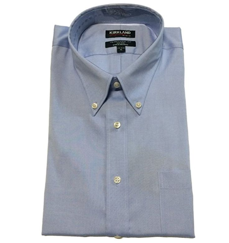 Just got this one in and added for sale! Click the link for more info! #cantonohio #bigsavings @cantonsupply  http://www.cantonsupply.com/products/kirkland-signature-mens-blue-dress-shirt-xxl-18x36-37?utm_campaign=social_autopilot&utm_source=pin&utm_medium=pin