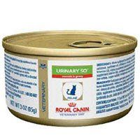 Royal Canin Veterinary Diet Urinary SO Morsels in Gravy Canned Cat Food