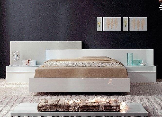 Guardia - GRANADA High Gloss Modern Minimal bed