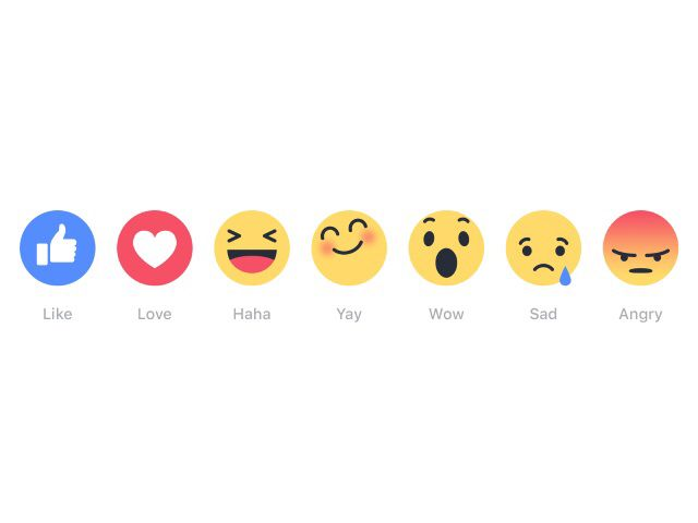 6 Reactions Brands May Have to Facebook's #Reactions  #socialmedia #marketing