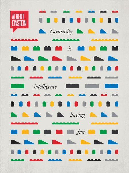 Albert Einstein - Minimalist Illustration -- by Design Different
