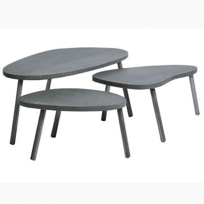 Table basse manguier jardin dulysse - Table en pin pas cher ...