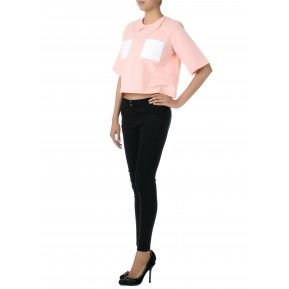 #Ekatrra Presents Short length top with baby collar and pleated pockets on it. Sho Now http://bit.ly/1I97eup