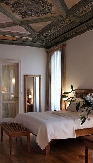 Bedroom-1874 Building, Adahan Istanbul