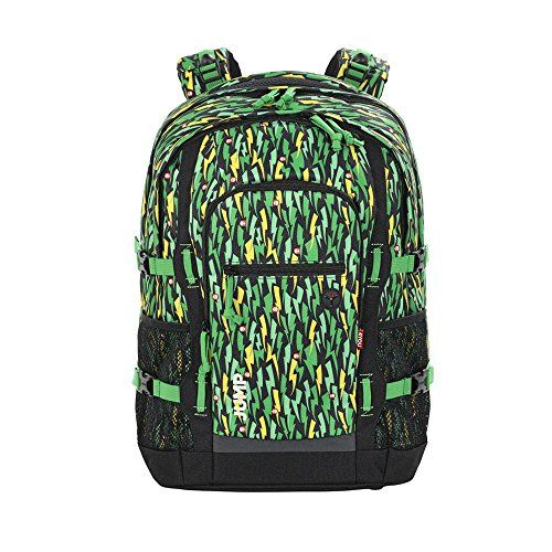 #4You #Basic #Schulrucksack #Jump 295 #Flash 295 #flash - 4You Basic Schulrucksack Jump 295 Flash 295…
