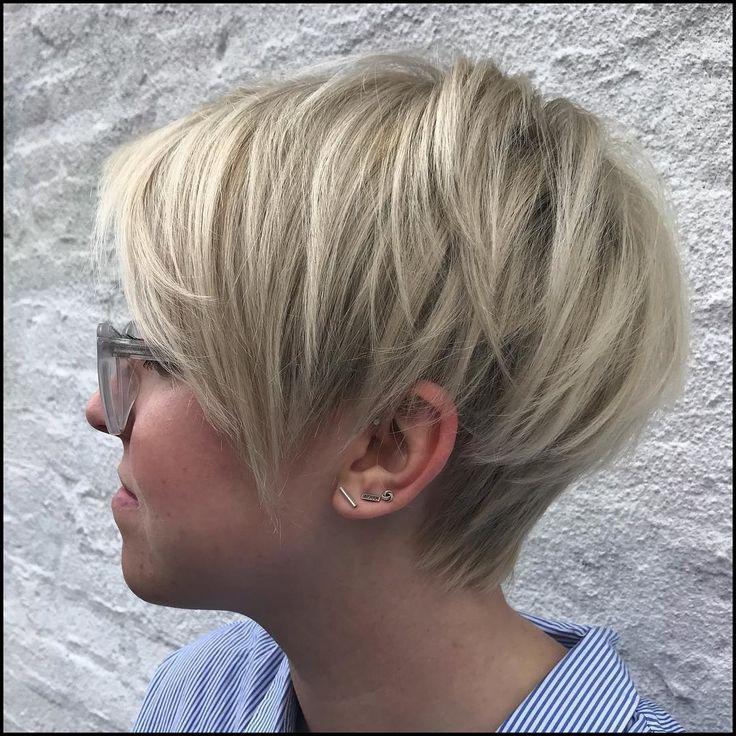 60 Wunderschone Lange Pixie Frisuren Neue Haarmodelle Einfache Frisuren Diavortrag Einfache Frisuren Bau Neue Frisuren Shag Frisuren Frisuren Pixie Lang Kurzhaarschnitte