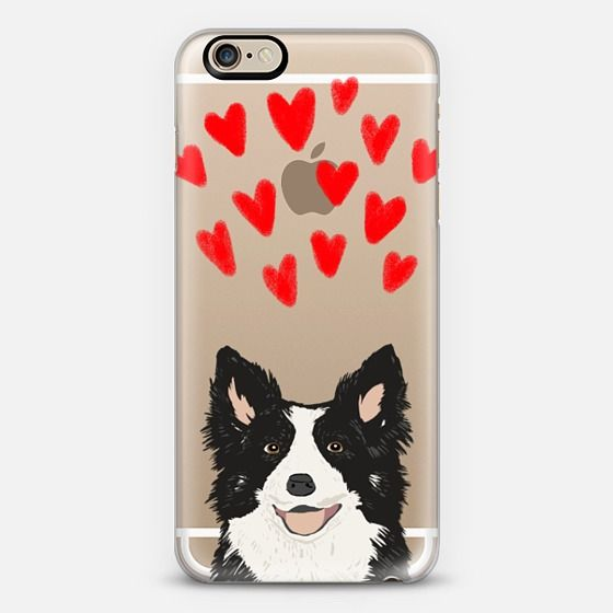 Border Collie owners herding dog breeds gifts for dog person dog breed customizable gifts perfect for new dog border collie  - Classic Snap Case