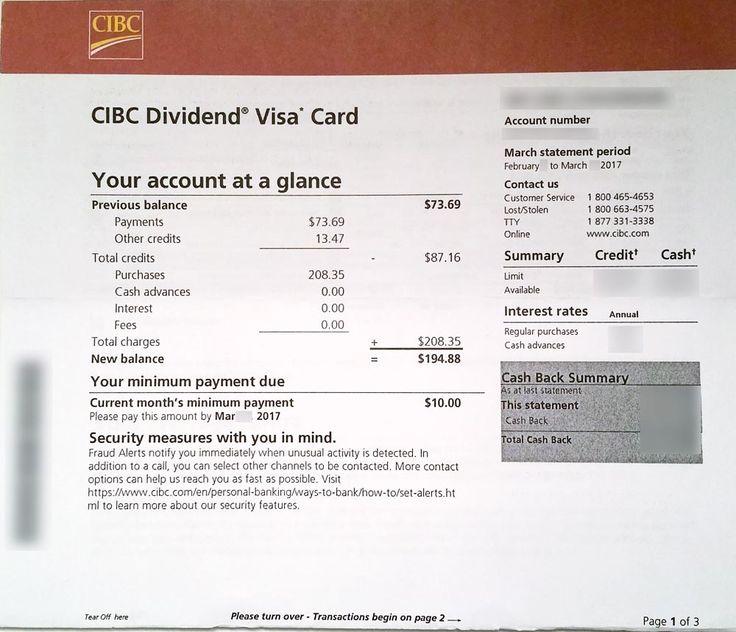 Download free software Activate Cibc Visa Credit Card - tubeni