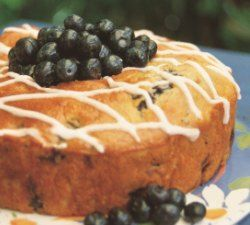 Free Recipes | Symply Too Good to be True - Symply Too Good. Deliciously low fat Trim & Tangy Blueberry Pound Cake