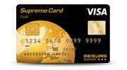 supreme card