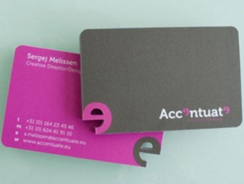 Showcase Of 20 Creative Business Card Design