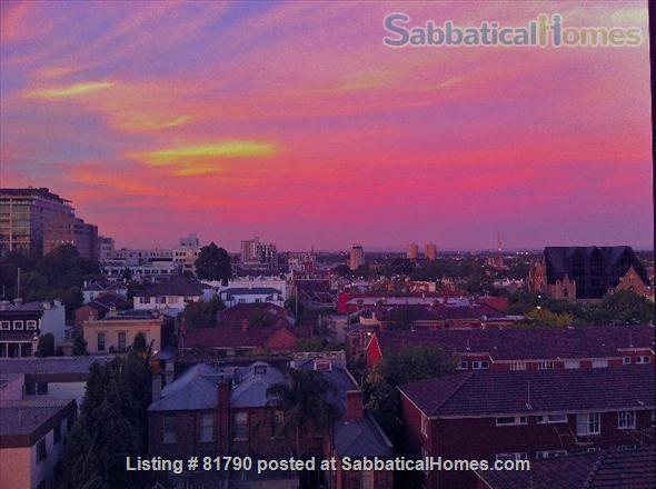SabbaticalHomes - Home for Rent Melbourne 3002 Australia, F/F 2 BR apt