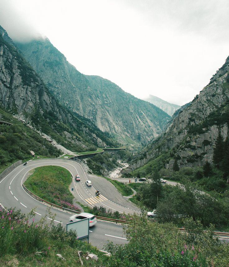 Gotthard Pass (Switzerland)