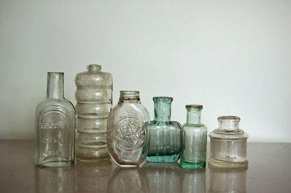 Old bottles for sale