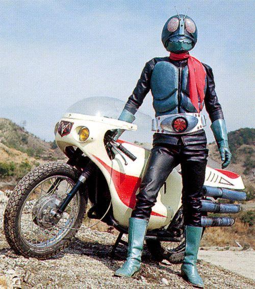 Kamen Rider 1 | 仮面ライダー1号