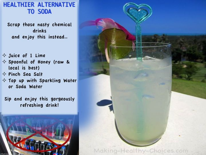 17 Best images about Healthier Alternatives to Soda on Pinterest ...