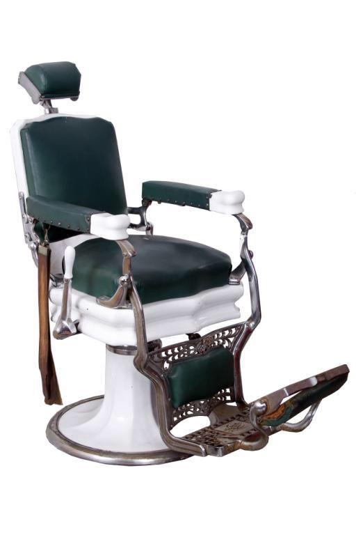 21 Best Vintage Barber Chair Images On Pinterest Barber