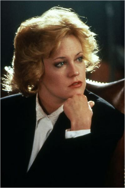 Melanie Griffith -  NOT a fan