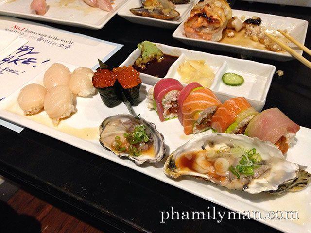 Monster Sushi in Tustin