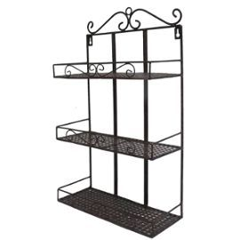 1000 id es sur le th me etagere en fer sur pinterest tag re en fer forg gris perle et tag res. Black Bedroom Furniture Sets. Home Design Ideas