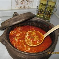 Bermuda Fish Chowder - Amazing recipe! Have gotten rave reviews every time, and it's super easy!