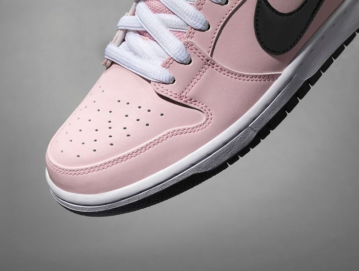 "Nike SB Dunk Low Elite ""Pink Box"" (Detailed Pics & Release Date)"