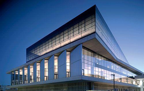 New Acropolis Museum/Bernard Tschumi Architects