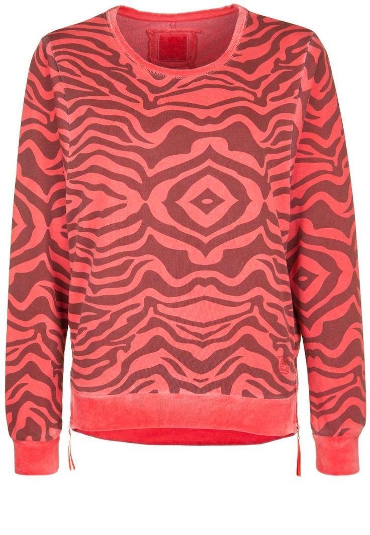 Better Rich Sweatshirt scarlet red Bekleidung bei Zalando.de   Material Oberstoff: 80% Baumwolle, 20% Polyester   Bekleidung jetzt versandkostenfrei bei Zalando.de bestellen!