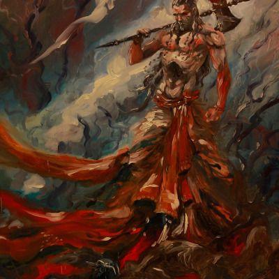 angry parshuram wallpaper - photo #5