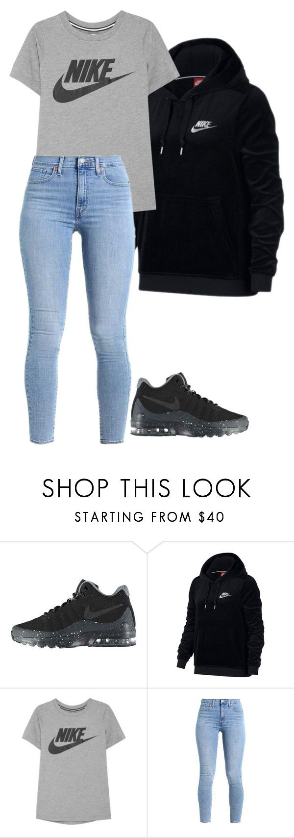 """Jarama Outfit"" by alexmlenek on Polyvore featuring NIKE"