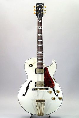 GIBSON C/S L-4C 2003 Namm show custom model Pearl 2003 E-Guitar