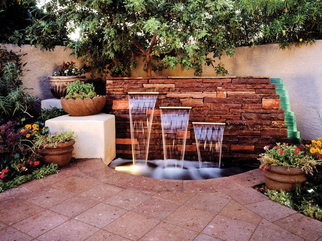 33 Best Retaining Wall Fountain Ideas Images On Pinterest 400 x 300