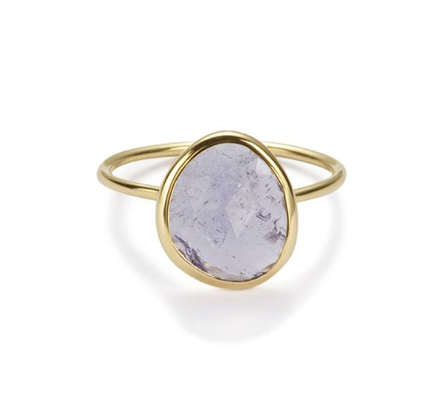 From rough-cut diamonds and coloured stones to unusual shapes and finishes, these alternative rings are super unique – perfect for the indie bride.