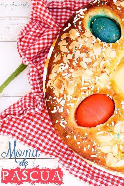 Receta de la Mona de Pascua tradicional: ¡paso a paso! Idea de @Davinia Huntley Huntley Torres #Mona #Pascua #Receta