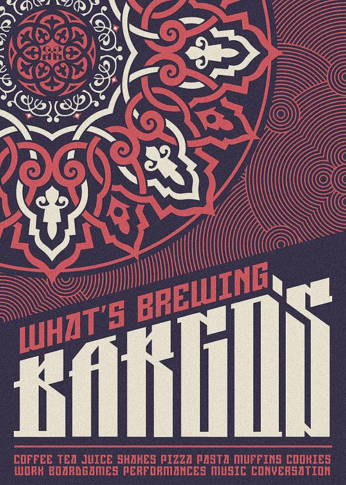 #poster Bargo's by Warsheh , via Behance: Picture-Black Posters, Illustrations Graphics, Graphics Design, Graphics Banners, Graphicdesign Posters, Behance Network, Inspiration Posters, Posters Adverti Illustrations, Banners Graphics