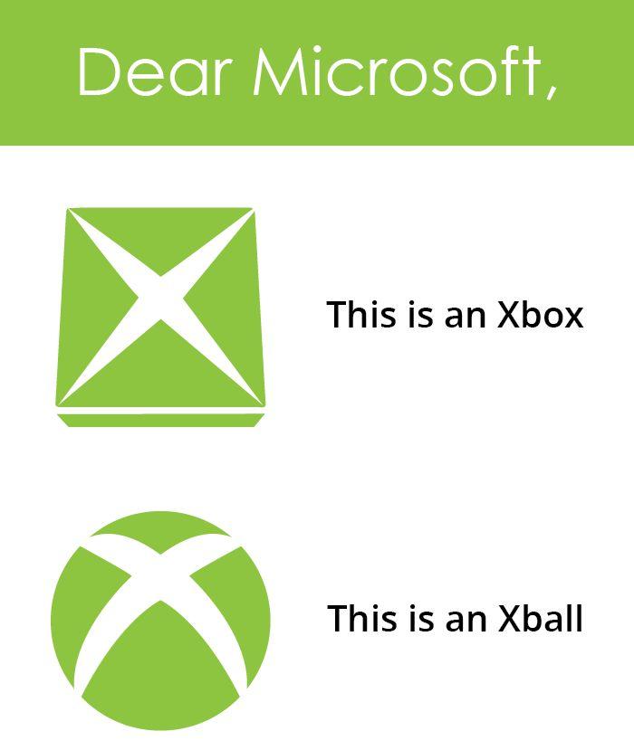 Dear Microsoft ... #xbox funny picture