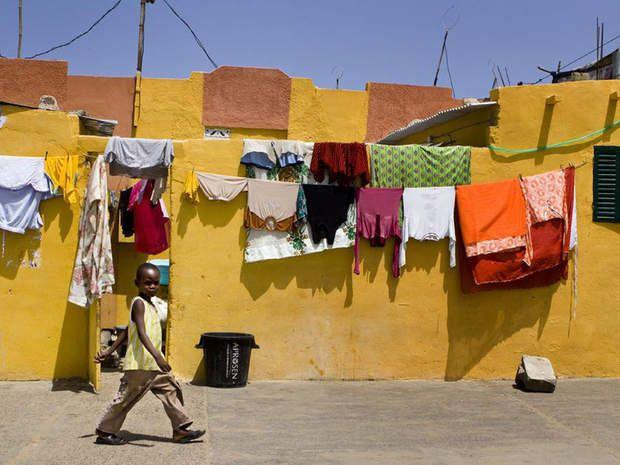 Diaporama n°13 : Le Sénégal, de Saint-Louis à la Casamance Cliquez ici pour voir ce diaporama