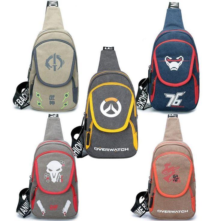Overwatch Shoulder Backpack Ver. 2 SD00369
