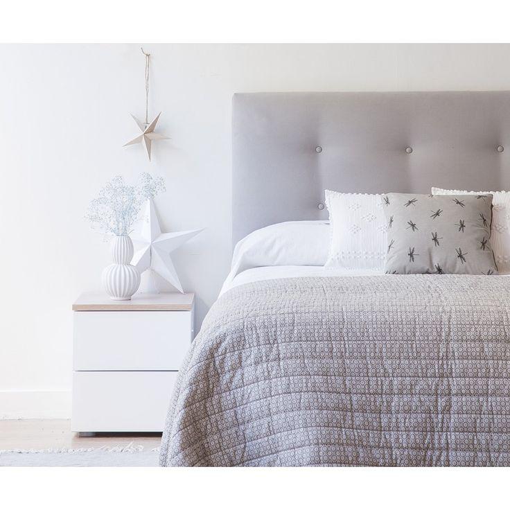 17 mejores ideas sobre camas modernas en pinterest - Mesitas de noche blancas conforama ...