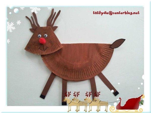 Une autre petit renne de Noël