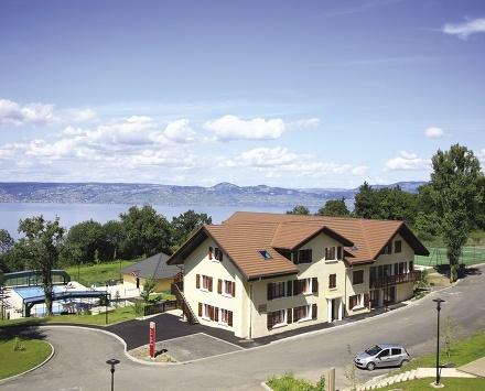 Vacances ski moins cher à la Résidence Park & Suite Lugrin
