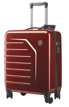 Spectra Extra Capacity Carry-On | Hardside Luggage | Victorinox Travel Gear #VictorinoxWishList