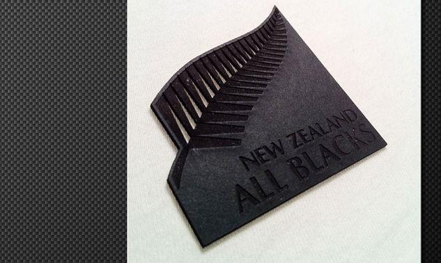 New Zealand All Black Business Card | Creative / Innovative ...