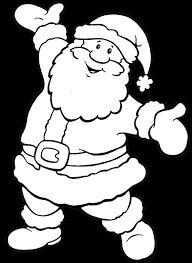 Jogo Pinte o Papai Noel - Jogos de Pintar