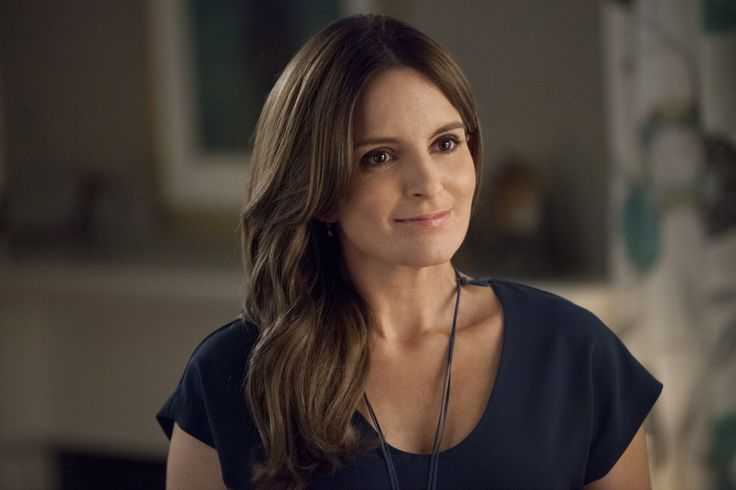 """Tina Fey as Wendy Altman in """"This Is Where I Leave You"""" I loved her hair in this movie, Tina at her most beautiful."""
