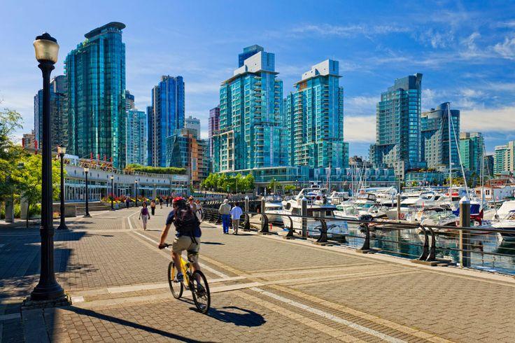 Vancouver, un ejemplo de sostenibilidad